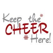 Keep the Cheer Here