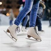 Ice skating photo credit: Coral Ridge Ice