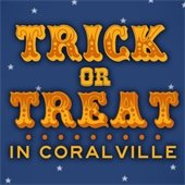 Trick or Treat in Coralville