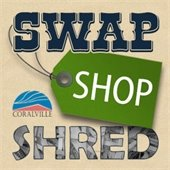 Swap, Shop & Shred