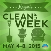 Mayor's Clean Up Week image