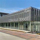 Coralville Intermodal Transit Facility