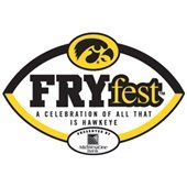 FRYfest logo A Celebration of All That Is Hawkeye