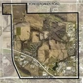 Coralville West Land Use Area