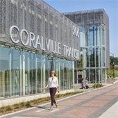 Coralville Transit Intermodal Facility