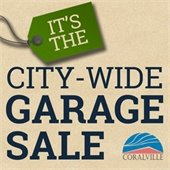 It's the city-wide garage sale