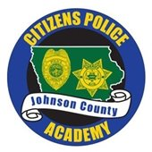 Johnson County Citizens Police Academy logo