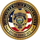 Coralville Police Department seal