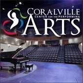 Coralville Center for the Performing Arts stage