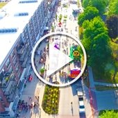 Play video: 5th Street Social Coralville Block Party