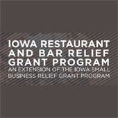 Iowa Restaurant and Bar Relief Grant Program