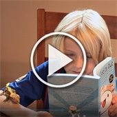Video: child reading
