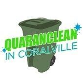 Quaranclean in Coralville
