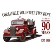 Coralville Fire Dept celebrating 90 years