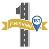 Finishing 1st logo