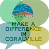 Make a difference in Coralville