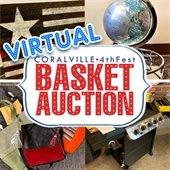 Virtual Basket Auction