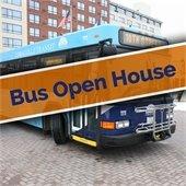 Bus open house