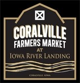 Coralville Farmers Market at Iowa River Landing