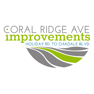 CoralRidgeAveImprovementsLogo300300