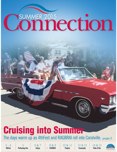 Summer 2015 Connection Cover