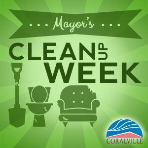 Mayors Clean Up Week