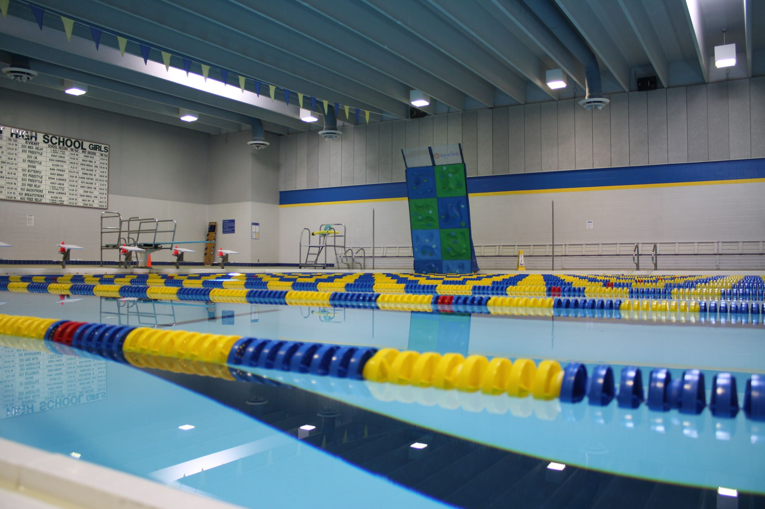 Indoor School Swimming Pool pools & swimming | coralville, ia - official website