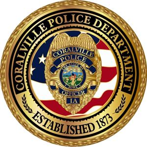 Coralville Police Seal