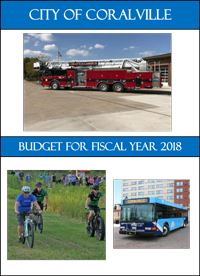 FY2018 Budget Book Cover