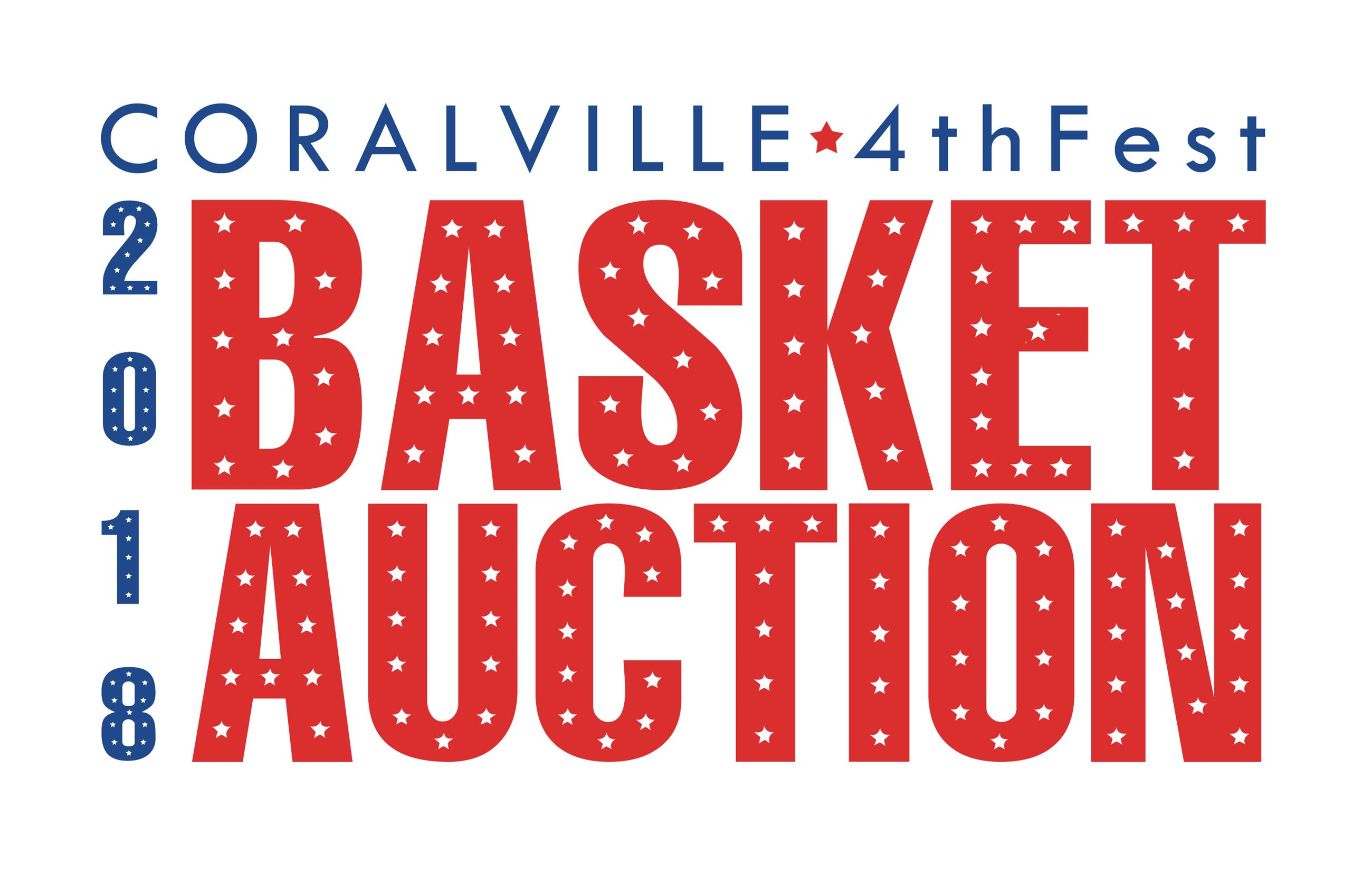 2018 Basket Auction Logo