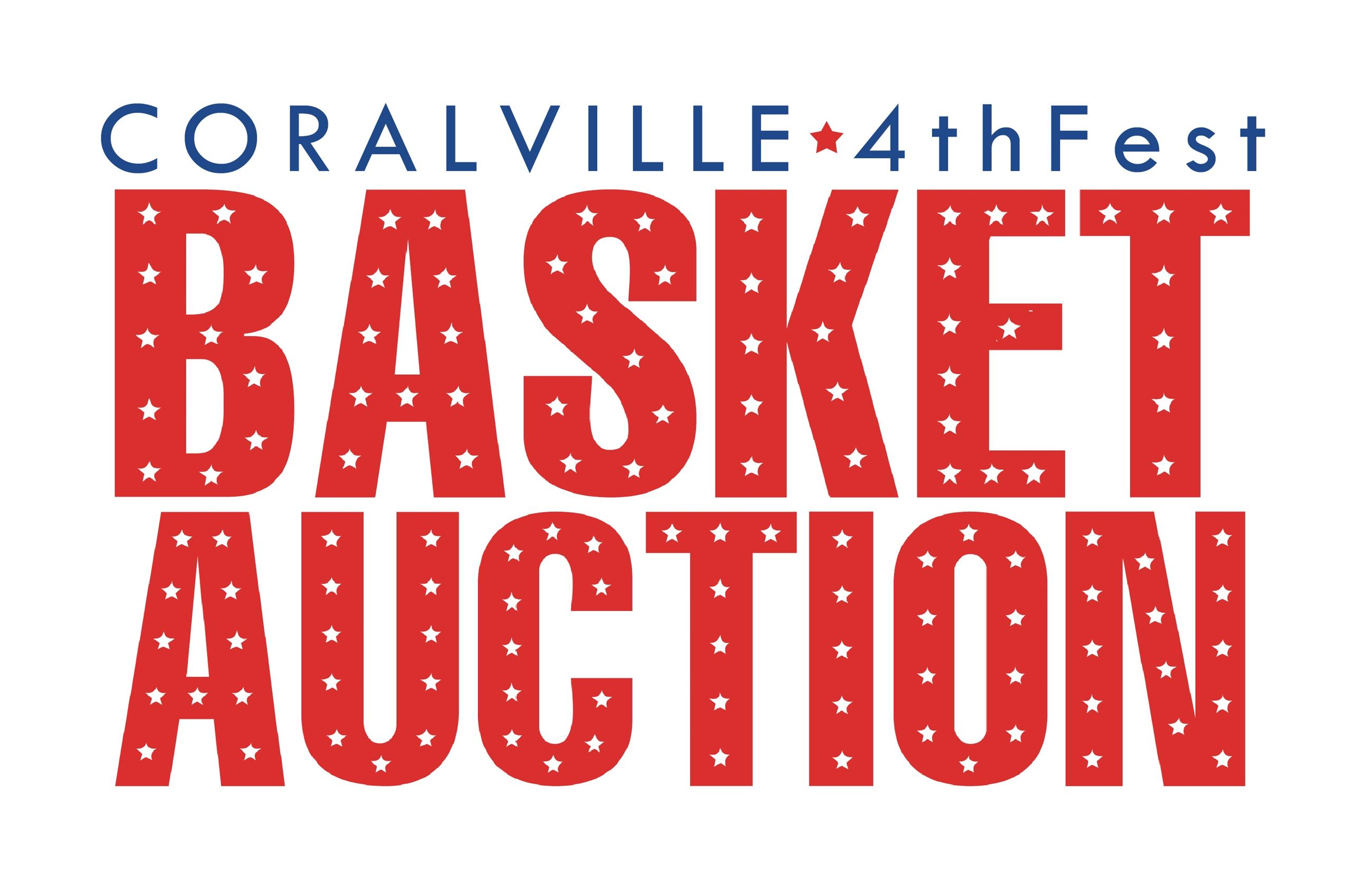 Basket Auction Logo