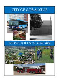 FY19 Budget Book Cover