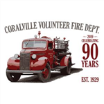 2019 Fire Dept 90th Anniversray