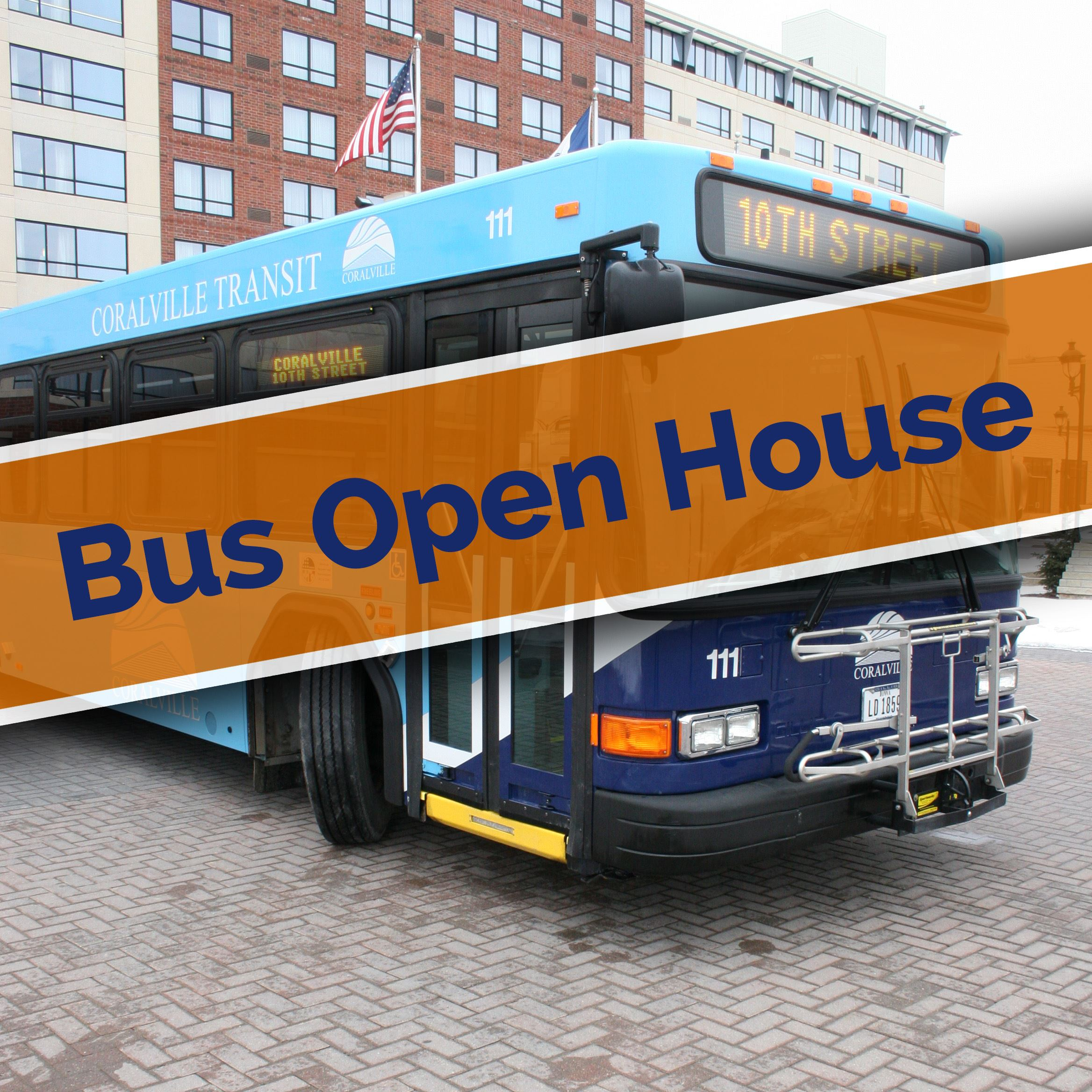 Bus Open House