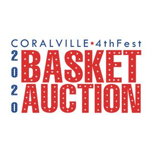 2020 Coralville 4thFest Basket Auction