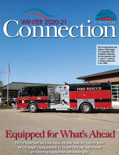 Winter 2020-2021 Connection Cover fire truck