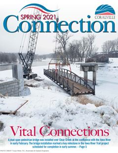 Spring 2021 Connection Cover