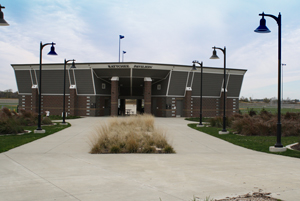 Coralville Youth Sports Complex Kattchee Pavilion