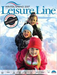 Leisure Line Winter 2016-Spring 2017