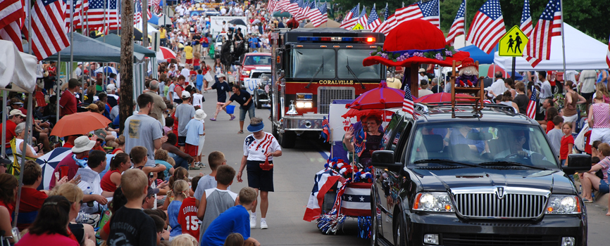 4thfest Coralville Ia Official Website