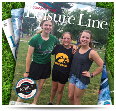Leisure Line Summer 2018