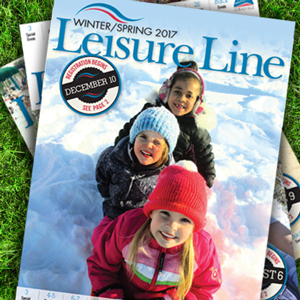 Leisure Line cover