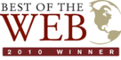 Best of the Web 2010 Winner