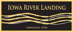 Iowa River Landing Logo